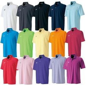 【MIZUNO-ミズノ】 ポロシャツ/ゲームシャツ 【バドミントンウェア/テニス・ソフトテニスウェア】