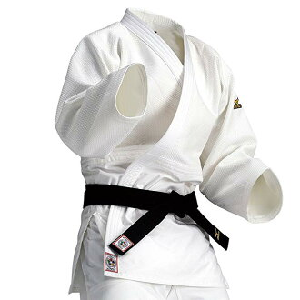 Mizuno Judo gi (jacket) IJF approved top model [22JM5A1501]