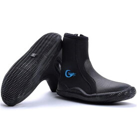 MORGEN SKY ダイビング ブーツ 5mm 磯靴 沢靴 渓流 ネオプレーンシューズ フィッシング マリンシューズ アウトドア 釣り フィッシング