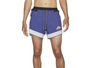【マラソン期間限定クーポン付き】ナイキ NIKE DRI-FIT フレックス ストライド メンズ 春 夏 パープル 紫 スポーツ トレーニング ハーフ パンツ CZ9053