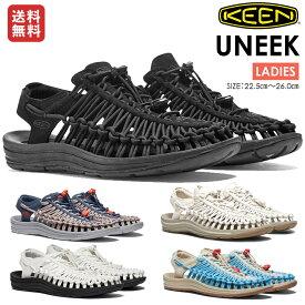 キーン KEEN UNEEK ユニーク サンダル スニーカー フェス スリッポン アウトドア カジュアル 1014099