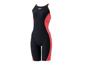 スピード speedo Speedo Glitch TurnS Kneeskin スピード グリッチ ターンズ ニースキン レディース オールシーズン ピンク 水泳 スイム 競泳 練習用水着 オールインワン STW12101-DO