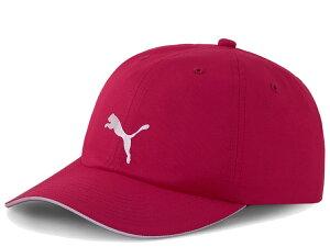 プーマ PUMA ランニング キャップ 3 メンズ レディース ユニセックス レッド 赤 ワインレッド スポーツ 帽子 キャップ 052911-52