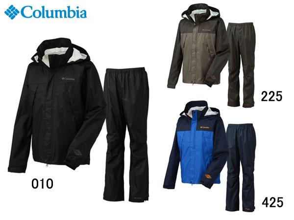 【送料無料】コロンビア:【メンズ】グラスバレーレインスーツ【Columbia アウトドア レインスーツ】【あす楽_土曜営業】【あす楽_日曜営業】