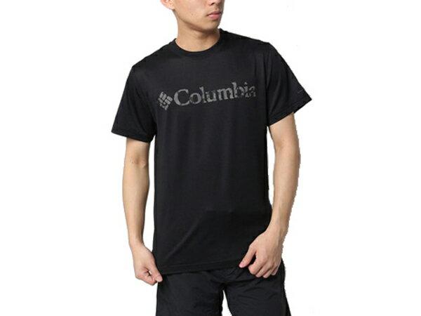 コロンビア:【メンズ】フレッシュウォーターランショートスリーブTシャツ【Columbia アウトドア スポーツ 半袖 Tシャツ】【あす楽_土曜営業】【あす楽_日曜営業】