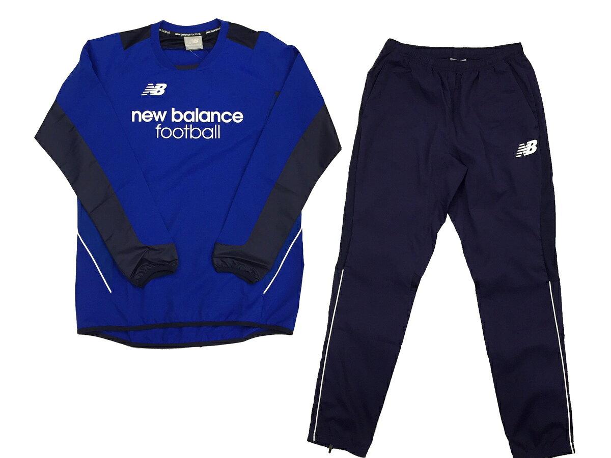 ニューバランス:クロス 上下セット【NEW BALANCE サッカー ウェア ピステ 上下セット】【あす楽_土曜営業】【あす楽_日曜営業】