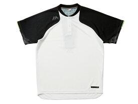 マジェスティック:オーセンティックテック2ボタン トレーニングTシャツ【Majestic Authentic Tech 2 button Training SS Tee 野球 トレーニング シャツ】【あす楽_土曜営業】【あす楽_日曜営業】