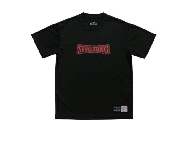 スポルディング:【メンズ】Tシャツ-SD【SPALDING バスケット ウェア アウトレット セール】【あす楽_土曜営業】【あす楽_日曜営業】