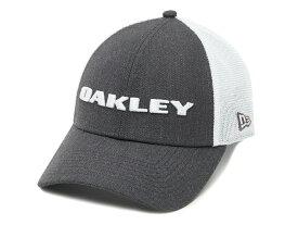 オークリー:【メンズ】ヘザーニューエラ スナップバックハット【OAKLEY 野球 キャップ 帽子】【あす楽_土曜営業】【あす楽_日曜営業】