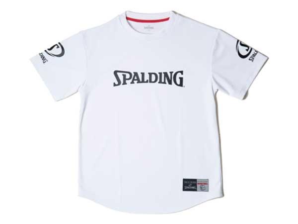 スポルディング:【メンズ】Tシャツ SPALDING LOGO【SPALDING バスケット ウェア 半袖 Tシャツ】【あす楽_土曜営業】【あす楽_日曜営業】