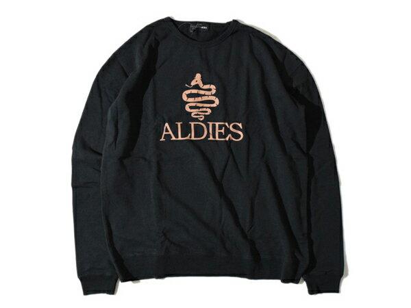 【送料無料】アールディーズ:【メンズ&レディース】アールディーズビッグスウェット【ALDIES Aldies Big Sweat カジュアル ウェア】【あす楽_土曜営業】【あす楽_日曜営業】