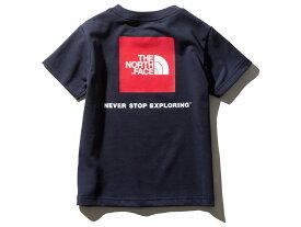 ノースフェイス:【ジュニア】ショートスリーブスクエアロゴティー【THE NORTH FACE S/S Square Logo Tee カジュアル Tシャツ】【あす楽_土曜営業】【あす楽_日曜営業】 【191013】