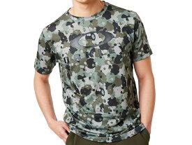オークリー:【メンズ】Enhance QD SS Tee Graphic【OAKLEY スポーツ トレーニング 半袖 Tシャツ】【あす楽_土曜営業】【あす楽_日曜営業】