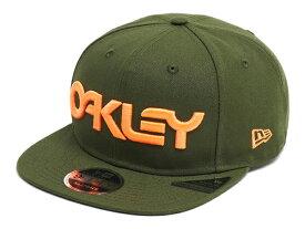 オークリー:6 Panel Hat Logo Neon【OAKLEY 野球 キャップ 帽子】【あす楽_土曜営業】【あす楽_日曜営業】