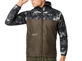 オークリー:【メンズ】【US規格】エンハンス ウィンド ウォームジャケット 9.7【OAKLEY Enhance Wind Warm Jacket 9.7 トレーニング ウェア】【あす楽_土曜営業】【あす楽_日曜営業】 【191013】