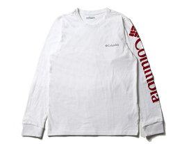 コロンビア:【メンズ】コロンビアロッジ LS グラフィックTシャツ【Columbia カジュアル シャツ 長袖 Tシャツ】【あす楽_土曜営業】【あす楽_日曜営業】