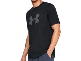 アンダーアーマー:【メンズ】ビッグロゴ ショートスリーブ【UNDER ARMOUR スポーツ トレーニング 半袖 Tシャツ】【あす楽_土曜営業】【あす楽_日曜営業】