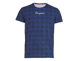 オンヨネ:【メンズ】チェック柄Tシャツ【ONYONE 野球 トレーニング シャツ 半袖】【あす楽_土曜営業】【あす楽_日曜営業】