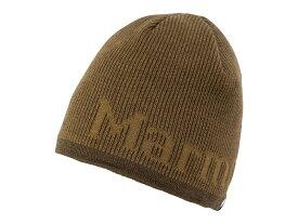 マーモット:【メンズ&レディース】ウール混ロゴニットキャップ【Marmot Logo Knit Cap カジュアル 帽子】【あす楽_土曜営業】【あす楽_日曜営業】