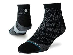 スタンス:【メンズ】UNCOMMON RUN QTR【STANCE スポーツ 靴下 ソックス】【あす楽_土曜営業】【あす楽_日曜営業】 【191013】