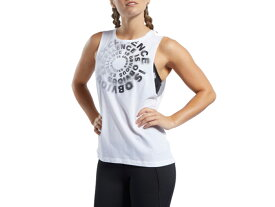 リーボック:【レディース】CrossFit マッスル タンクトップ【REEBOK スポーツ フィットネス タンクトップ】【あす楽_土曜営業】【あす楽_日曜営業】