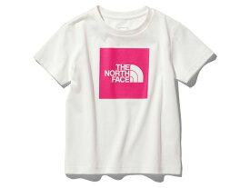 ノースフェイス:【ジュニア】ショートスリーブカラードビッグロゴティー【THE NORTH FACE S/S Colored Big Logo Tee キッズ アパレル Tシャツ】【あす楽_土曜営業】【あす楽_日曜営業】 【191013】