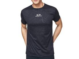 オークリー:【メンズ】Enhance QD SS Tee Emboss 10.0【OAKLEY スポーツ トレーニング 半袖 Tシャツ】【あす楽_土曜営業】【あす楽_日曜営業】【191013】