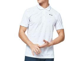 オークリー:【メンズ】Enhance SS Polo Graphic【OAKLEY スポーツ トレーニング 半袖 ポロシャツ】【あす楽_土曜営業】【あす楽_日曜営業】 【191013】