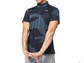 オークリー:【メンズ】Enhance SS Polo Jacquard【OAKLEY スポーツ トレーニング 半袖 ポロシャツ】【あす楽_土曜営業】【あす楽_日曜営業】 【191013】