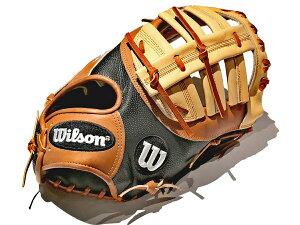 【送料無料】ウイルソン/ウィルソン:A2K MLBプレイヤーズモデル 硬式用(軟式使用可)グラブ 一塁手用 ピート・アロンソモデル【Wilson 野球 硬式 グローブ ファーストミット MLB メジャー 左投
