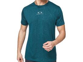 オークリー:【メンズ】Enhance QD SS Tee Emboss 10.0【OAKLEY スポーツ トレーニング 半袖 Tシャツ】【あす楽_土曜営業】【あす楽_日曜営業】 【191013】