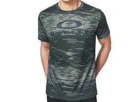 オークリー:【メンズ】Enhance QD SS Tee Graphic 10.0【OAKLEY スポーツ トレーニング 半袖 Tシャツ】【あす楽_土曜営業】【あす楽_日曜営業】【191013】