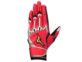 ミズノ:ミズノプロ シリコンパワーアークLIバッティング手袋(両手用)【MIZUNO 野球 バッティング手袋】【あす楽_土曜営業】【あす楽_日曜営業】