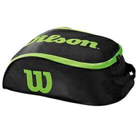 ウイルソン Wilson TOUR IV SHOE BAG テニス シューズバッグ WRZ843887-BKGR