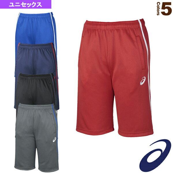 【オールスポーツ ウェア(メンズ/ユニ) アシックス】デコトレーニングハーフパンツ/ユニセックス(XAT23D)