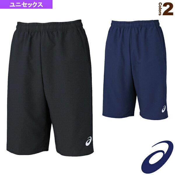 【オールスポーツ ウェア(メンズ/ユニ) アシックス】ストレッチクロスハーフパンツ/ユニセックス(XAT635)