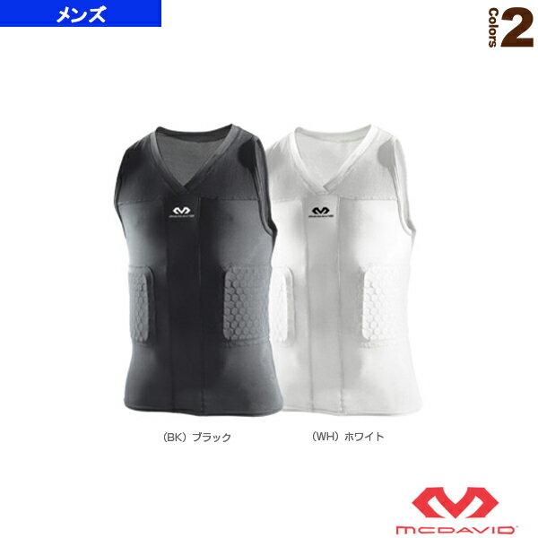 【オールスポーツ サポーターケア商品 マクダビッド】HEX Vタンク/ミドルサポートタイプ/メンズ(M7962)
