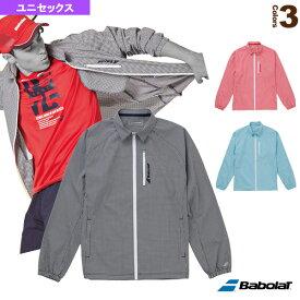 【テニス・バドミントン ウェア(メンズ/ユニ) バボラ】 ライトジャケット/ユニセックス(BAB-4601)