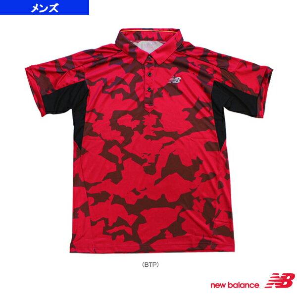 【オールスポーツ ウェア(メンズ/ユニ) ニューバランス】TR NB DRY ショートスリーブポロシャツ/メンズ(JMTP6102)