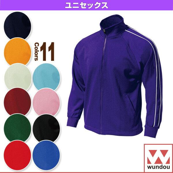 【オールスポーツ ウェア(メンズ/ユニ) wundou(ウンドウ)】パイピングトレーニングシャツ/ユニセックス(P2000)