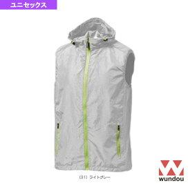 【オールスポーツ ウェア(メンズ/ユニ) wundou(ウンドウ)】ランニングベスト/ユニセックス(P4000)