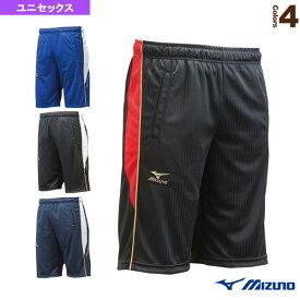 【野球 ウェア(メンズ/ユニ) ミズノ】 ミズノプロ ウォームアップハーフパンツ(12JD6R02)