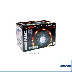 【卓球 ボール DONIC】3スターボール40+/10ダース(DL008)