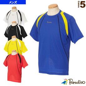 【テニス・バドミントン ウェア(メンズ/ユニ) パラディーゾ】半袖ゲームシャツ/メンズ(97CM6A)
