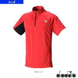 【テニス・バドミントン ウェア(メンズ/ユニ) ディアドラ】 ELITE コンペティションシャツ/メンズ(DTG7331)