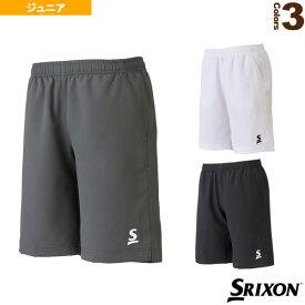 【テニス ジュニアグッズ スリクソン】 ゲームショーツ/クラブライン/ジュニア(SDS-2683)