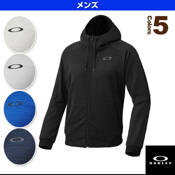 【オールスポーツ ウェア(メンズ/ユニ) オークリー】ENHANCE TECHNICAL FLEECE JACKET.GRID 7.0/フリースフーディージャケット/メンズ(461542JP)