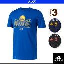 【バスケットボール ウェア(メンズ/ユニ) アディダス】GFX TEE 3/メンズ(MLJ43)