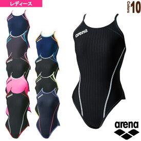 【水泳 ウェア(レディース) アリーナ】 スーパーフライバック/トレーニング水着/レディース(SAR-6101W)
