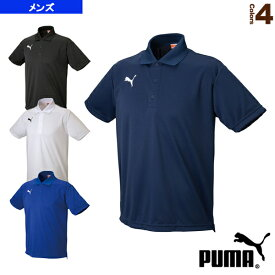 b9b254179a526 【サッカー ウェア(メンズ/ユニ) プーマ】 半袖ポロシャツ/メンズ(903890